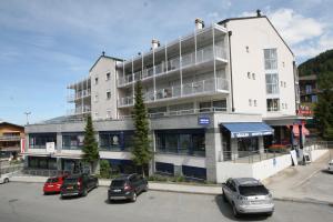 Résidence Mont-Calme, Apartmanhotelek  Nendaz - big - 26