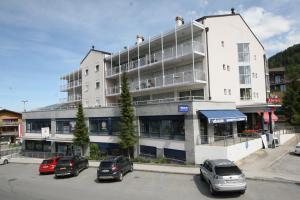 Résidence Mont-Calme, Apartmanhotelek  Nendaz - big - 25