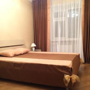 Apartment on Latyshskix strelkova - Malaya Gat'