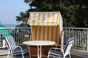 Haus Seeblick Hotel Garni & Ferienwohnungen, Hotely  Zinnowitz - big - 59