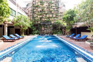 The Agate Pattaya Boutique Resort, Курортные отели  Южная Паттайя - big - 91