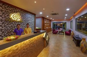 The Agate Pattaya Boutique Resort, Курортные отели  Южная Паттайя - big - 92