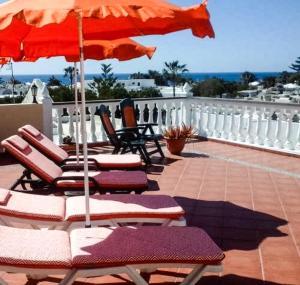Apartamento Sole mit Meerblick, Puerto del Carmen - Lanzarote