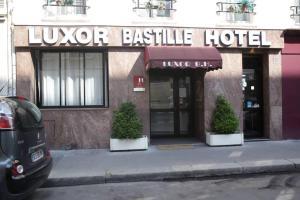 Luxor Bastille Hotel, Hotely  Paříž - big - 42