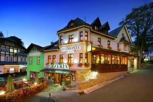 Hotel pizzeria Belmonte - Špindlerův Mlýn