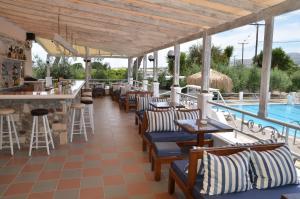 Blue Nest Hotel, Hotely  Tigaki - big - 71