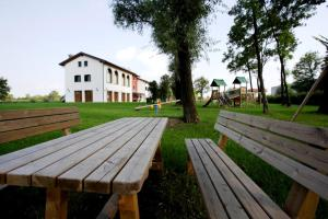Le Favole Agriturismo, Venkovské domy  Sacile - big - 28