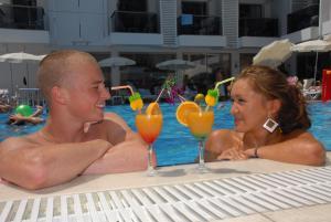 Oba Star Hotel - Ultra All Inclusive, Szállodák  Alanya - big - 46