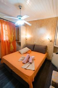 Villa Dimitris Apartments & Bungalows, Apartmány  Lefkada - big - 7