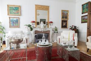 Location gîte, chambres d'hotes B&B La Villa De La Paix dans le département Aube 10