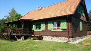 Accommodation in Januszkowo
