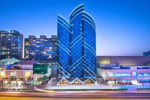 City Seasons Towers Hotel Bur Dubai -