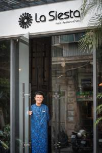 Hanoi La Siesta Hotel Trendy, Szállodák  Hanoi - big - 89
