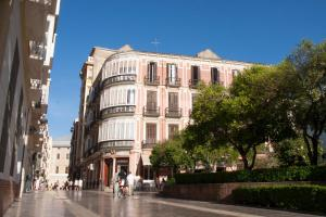 Malaga Center Holidays Cister, Apartmány  Málaga - big - 13