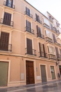 Malaga Center Holidays Cister, Apartmány  Málaga - big - 12