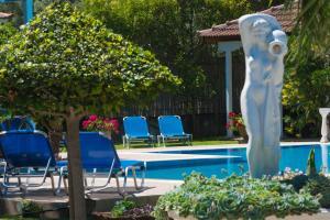 Villa Dimitris Apartments & Bungalows, Apartmány  Lefkada - big - 62