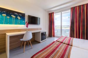 Globales Mediterrani, Hotels  Cala Blanca - big - 5