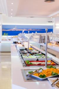 Globales Mediterrani, Hotels  Cala Blanca - big - 33