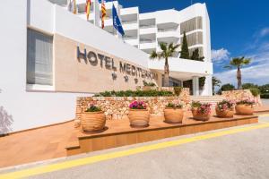 Globales Mediterrani, Hotels  Cala Blanca - big - 22