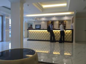 Ritzton Hotel, Szállodák  Johor Bahru - big - 20