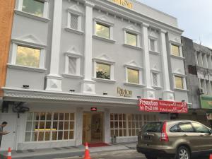 Ritzton Hotel, Szállodák  Johor Bahru - big - 26