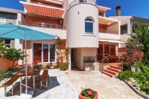 3 stern appartement Apartments Jadranka Privlaka Kroatien