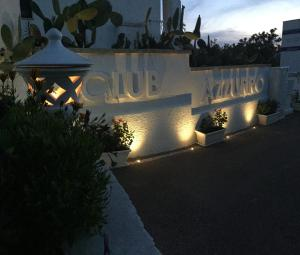 Club Azzurro Hotel & Resort, Szállodák  Porto Cesareo - big - 69