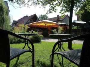 Landgasthof Steller, Hotels  Gilserberg - big - 8