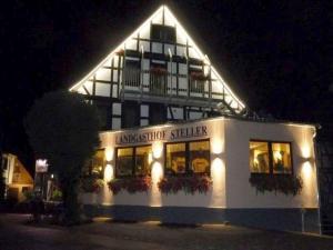 Landgasthof Steller, Hotels  Gilserberg - big - 11
