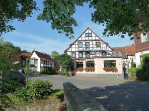 Landgasthof Steller, Hotels  Gilserberg - big - 3