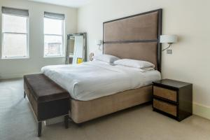 onefinestay - South Kensington private homes III, Апартаменты  Лондон - big - 136