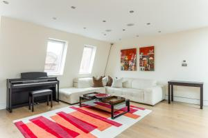 onefinestay - South Kensington private homes III, Апартаменты  Лондон - big - 132