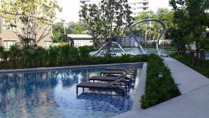 The Relaxing Room at Rain Resort Condominium Cha Am - Hua Hin - Ban Bang Sai Yoi