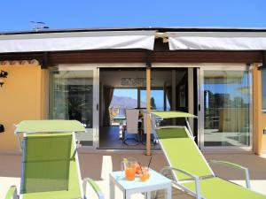 Panoramic Apartments Taormina Mazzarò, Appartamenti  Taormina - big - 8