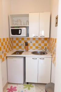 Apartments Vila Rosa Mora, Appartamenti  Crikvenica (Cirquenizza) - big - 39