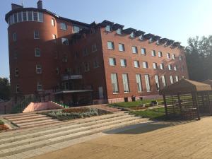 Гостиницы поселка Лаврово-Песочня