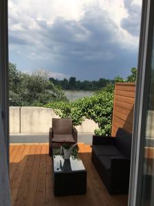 obrázek - Apartment 'Rheinblick' mit grosser Terrasse