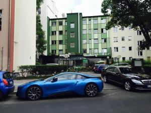 Landmark Eco Hotel, Hotely  Berlín - big - 53