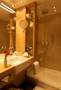 H+ Hotel Salzburg, Отели  Зальцбург - big - 18