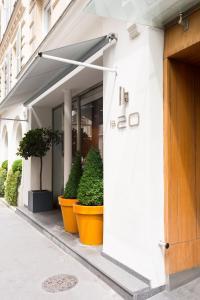 Le 20 Prieuré Hôtel, Hotely  Paříž - big - 25