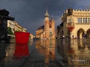 Studio in the center of Krakow