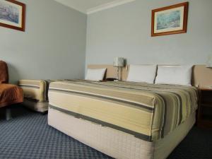 Bairnsdale Kansas City Motel, Motelek  Bairnsdale - big - 28