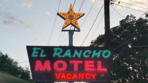 El Rancho Motel, Motely  Bishop - big - 1