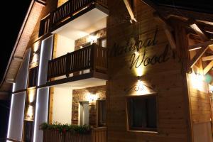 Villa Natural Wood, Ferienwohnungen  Zlatibor - big - 49