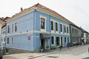 Klosterhagen Hotel, Берген