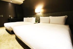 MOSHAMANLA Hotel-Main Station, Отели  Тайбэй - big - 23