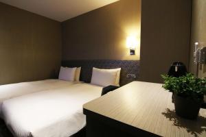 MOSHAMANLA Hotel-Main Station, Отели  Тайбэй - big - 31