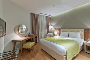 Senator Hotel Taksim, Отели  Стамбул - big - 17