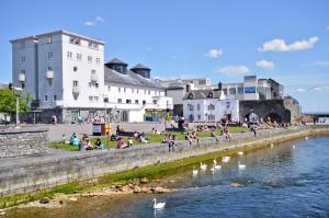 7 Earls Island, Apartmány  Galway - big - 36