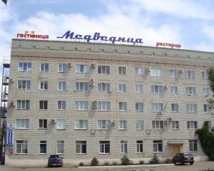Отель Медведица, Новоаннинский